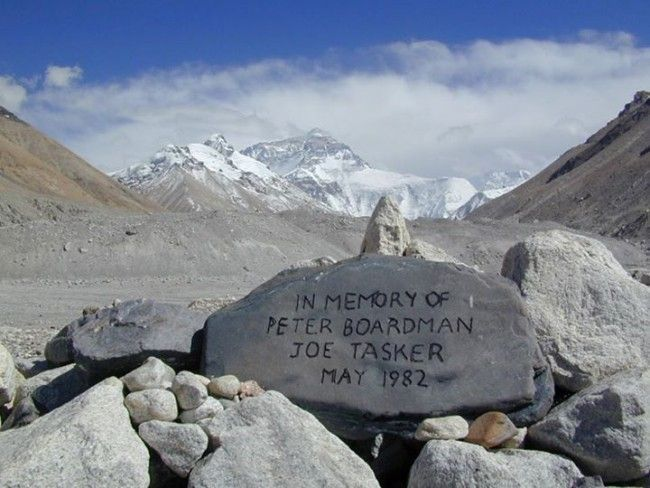 cadaveres del everest - muertos en el everest